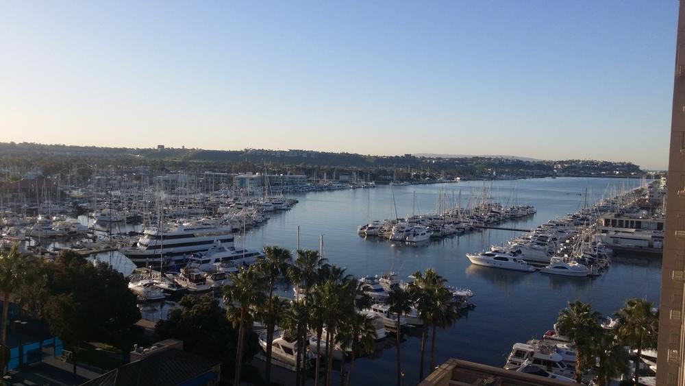 Ritz-Carlton, Marina del Rey: where I found my tribe
