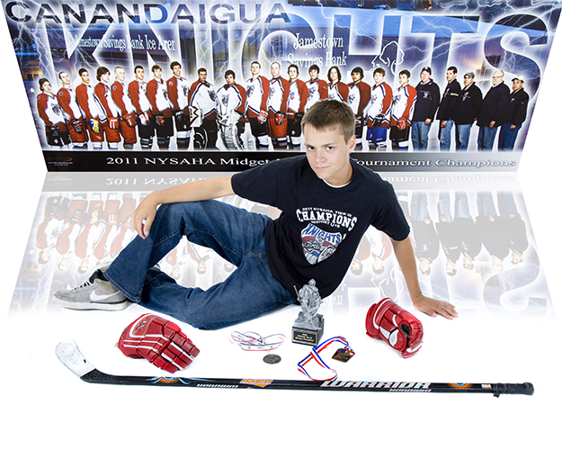 Canandaigua Knights Hockey Photo