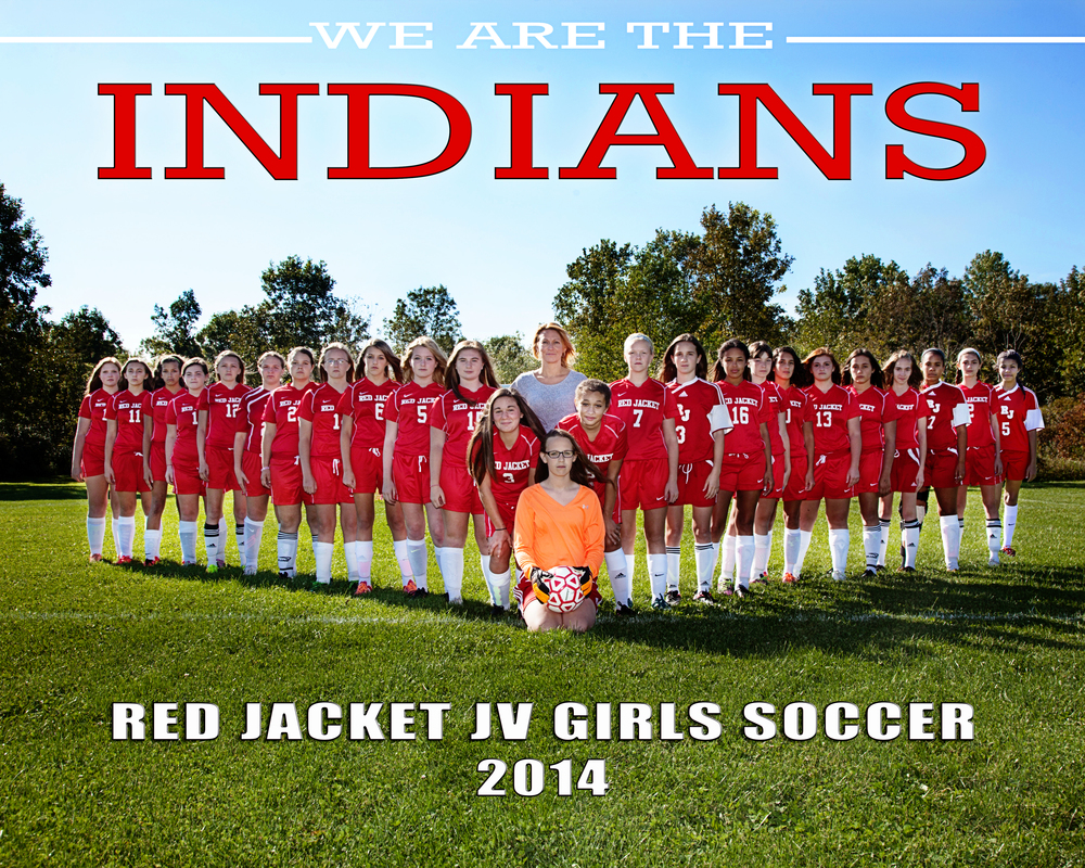Indians Soccer Photo