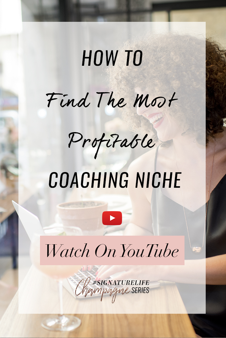 Tune in as Daria shares how you can create a profitable business in ANY niche if it hits just a few key marks.