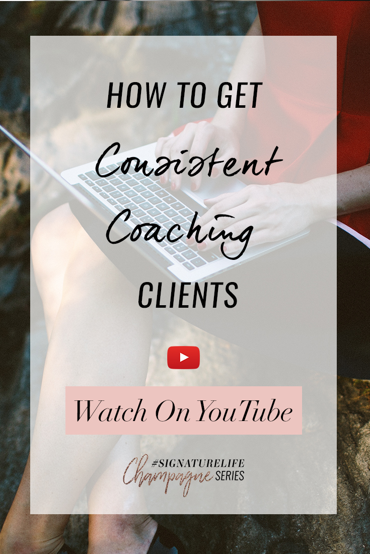 Tune in as Daria shares why getting consistent clients is a much more spiritual practice than anything else and more