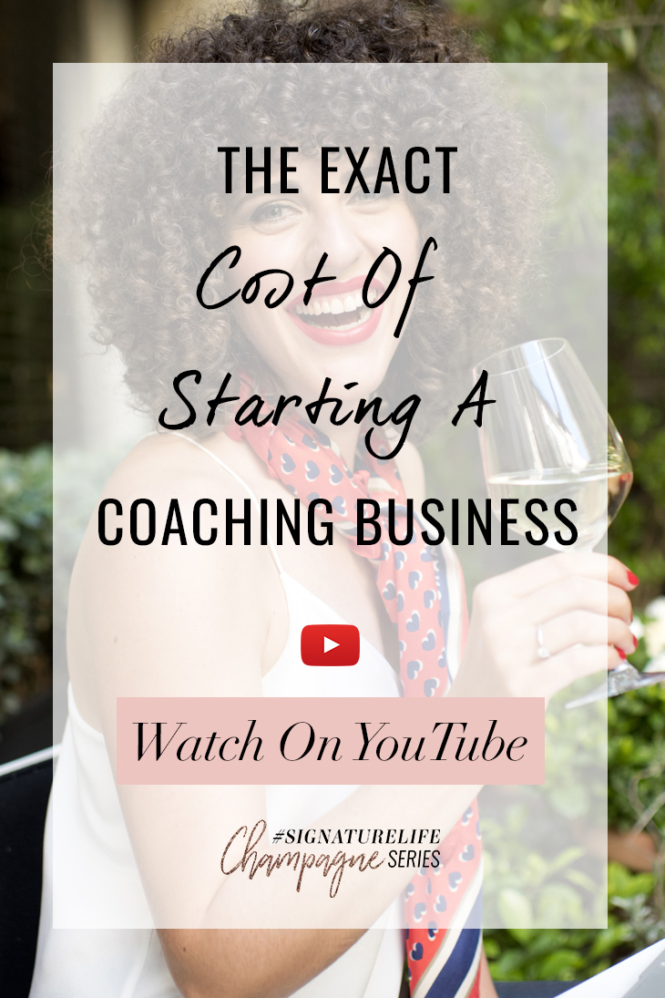 Tune in as Daria shares why it shouldn't cost you a fortune to start a business online!