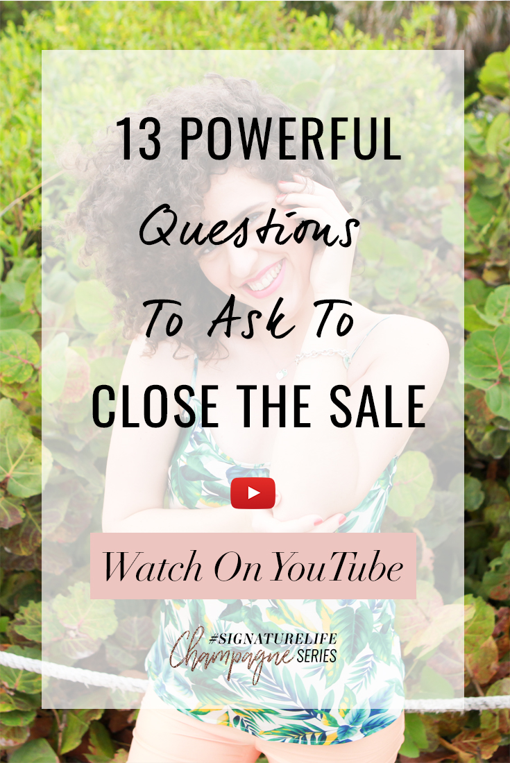 Tune in as Daria shares how sales can actually be a very spiritual, loving, caring thing...if you do it right.