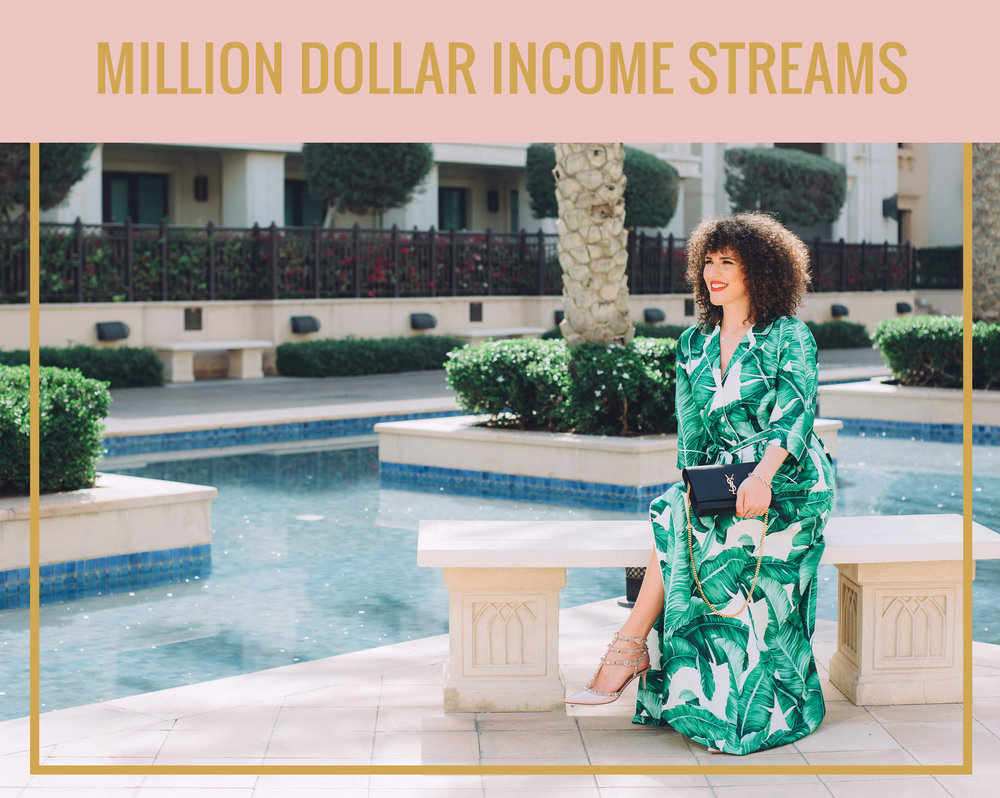 MILLION DOLLAR INCOME STREAMS