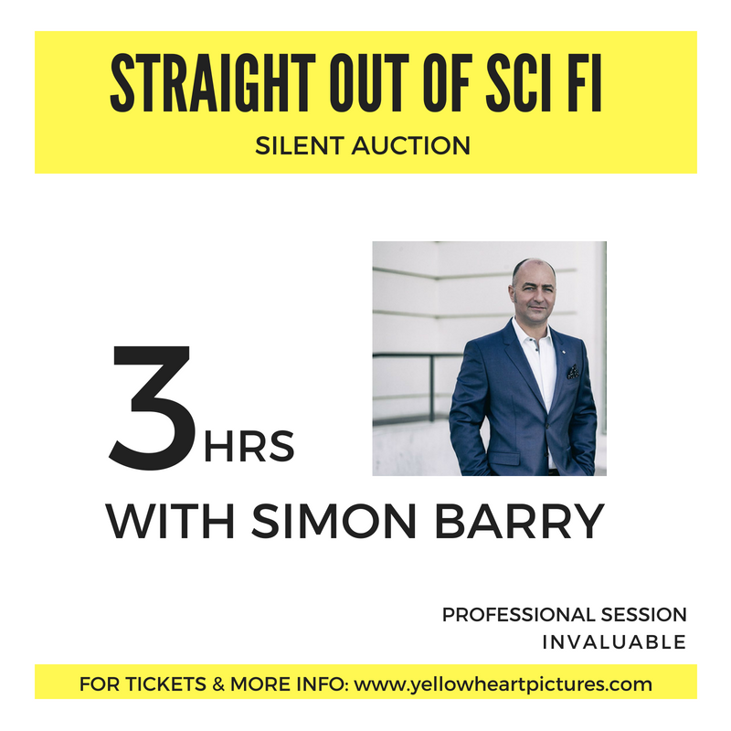 3HRS WITH SIMON BARRY