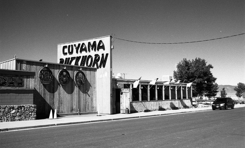 Cuyama Buckhorn Motel