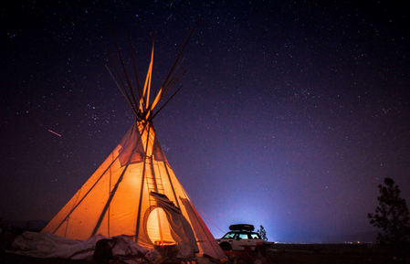 Dakota Tipi Village