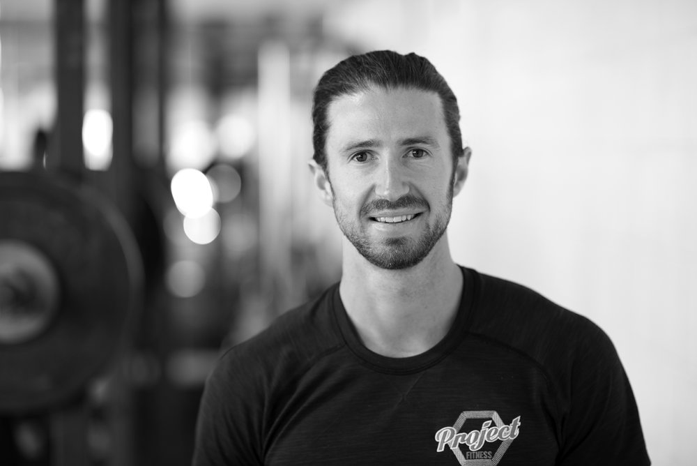 James Pipe  Director. Physiotherapist & Personal Trainer