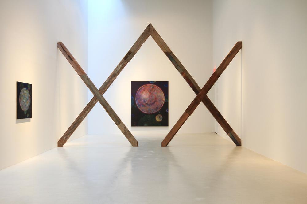 Spirit Orbs Galerie Tanja Grunert 2016