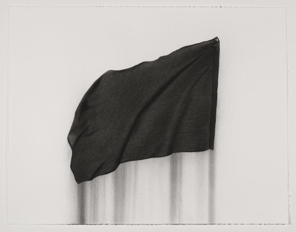 "Studies in Movements VIIII, charcoal on paper  24""x30"" 2018"