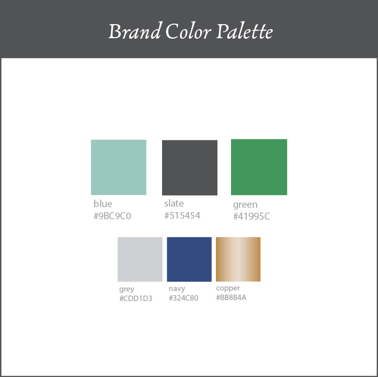 Brand Color Palette - Colors are crucial to brands and how well they are able to make profit. There is such a thing called color psychology and certain colors evoke certain feelings and the right colors can even create more sales! I am fully trained in color psychology, the complex color wheel and will make sure that your brand colors are rememberable, consistent, beautiful, and profit driven.
