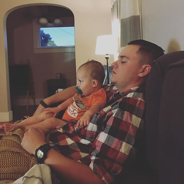 There is not many people Aiden would give mama up for but Uncle Will is one of them. #unclewillandaidenwilliam
