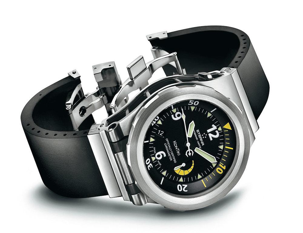 Why is Porsche into luxury watches? Enter the Porsche ...