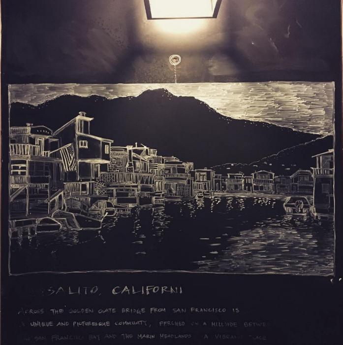 Café Sausalito, Sham Shui Po, Hong Kong