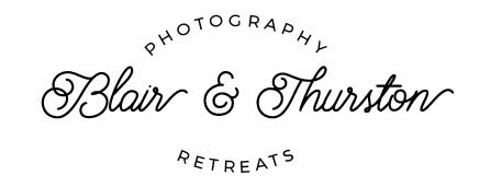 Blair + Thurston | Luxury Retreats for Photographers