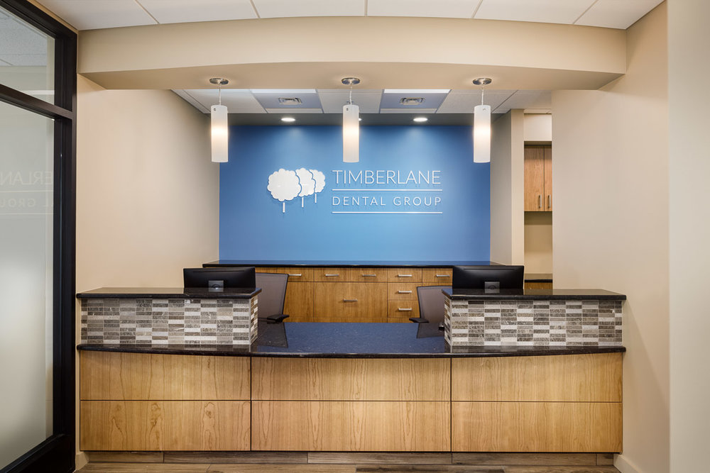 Timberlane Dental Interior design