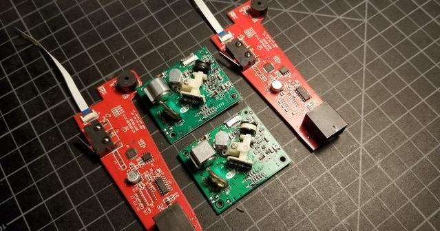 New scanner modules!