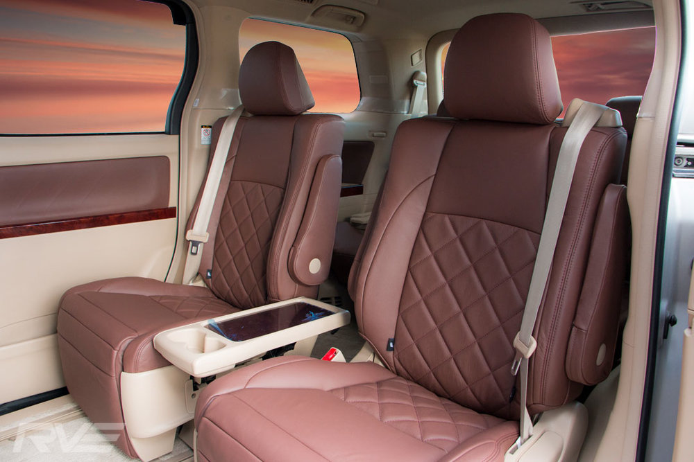 Toyota Camry Interior >> RVE Vehicle Enhancement - Toyota - Vellfire