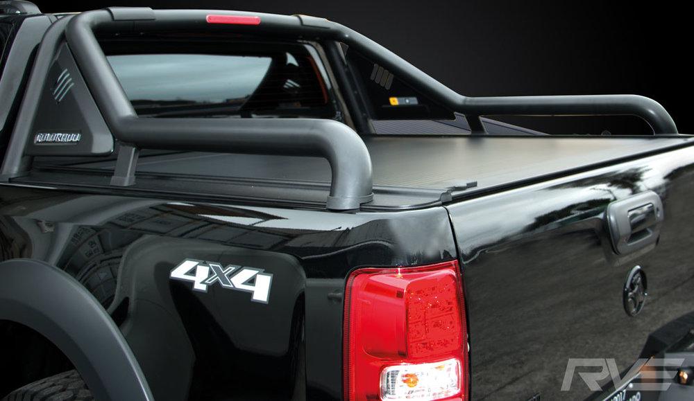 Ford Extended Warranty >> RVE Vehicle Enhancement - Holden Colorado Hardlids