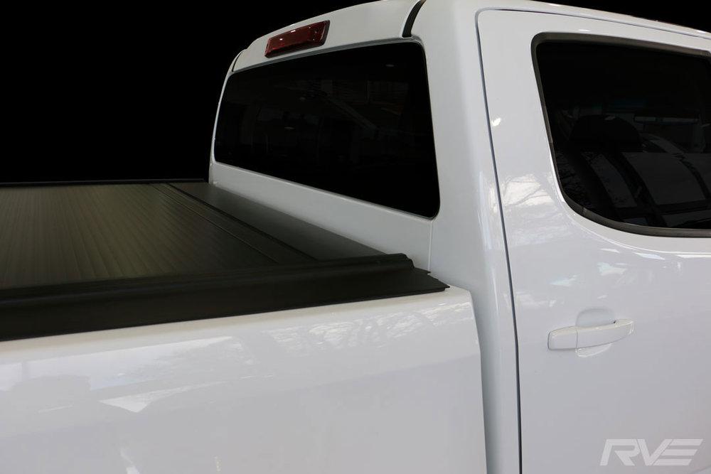 Holden Colorado - Retractable Hard-lid with no sports bar