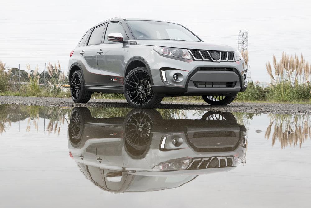 Suzuki SX-R Vitara