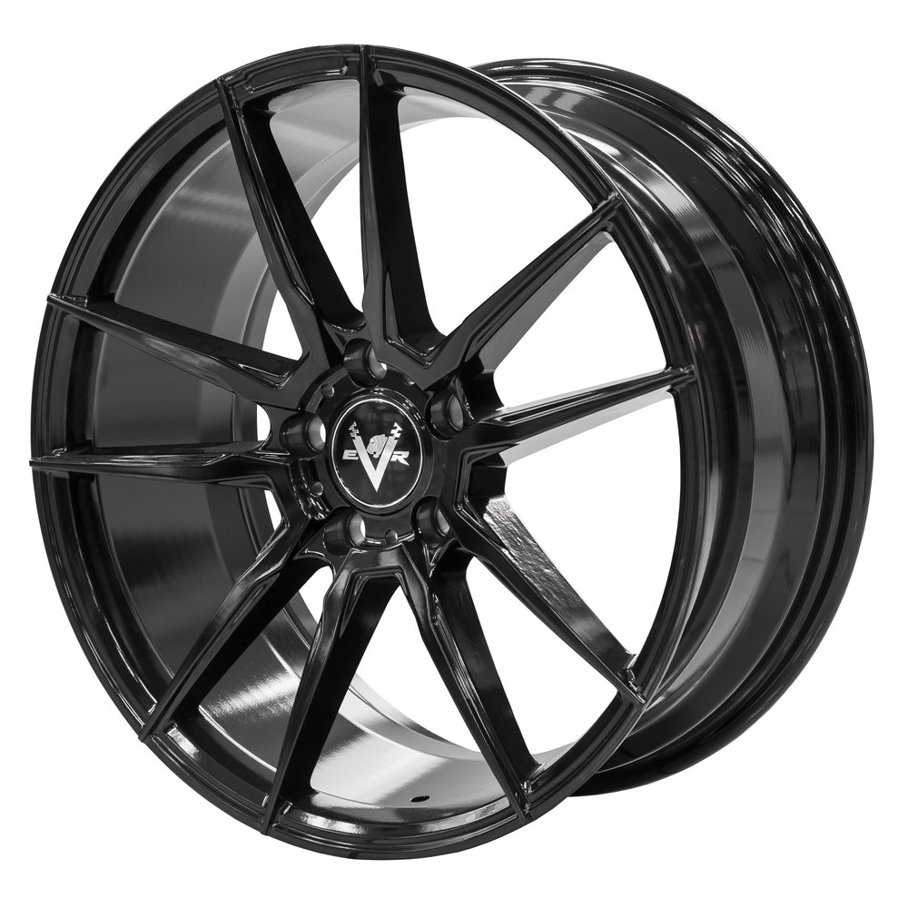 Huntsman  Size: 18x8  Colour: High gloss black