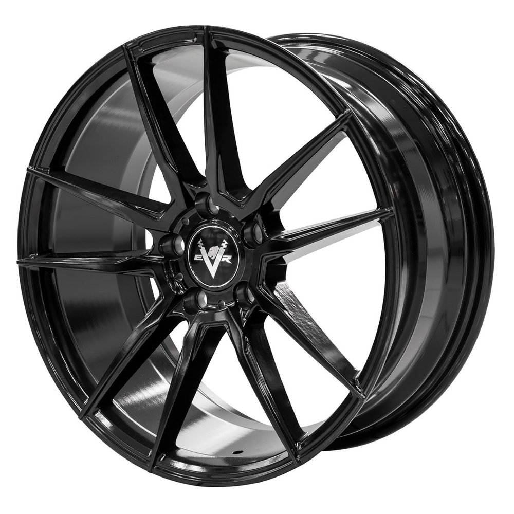 Huntsman - Performance spec  Size: 18 x 8  Colour: High gloss black