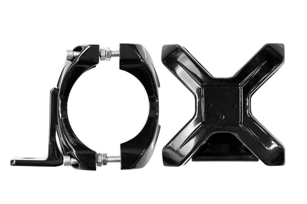 68 - 80mm adjustable light bracket