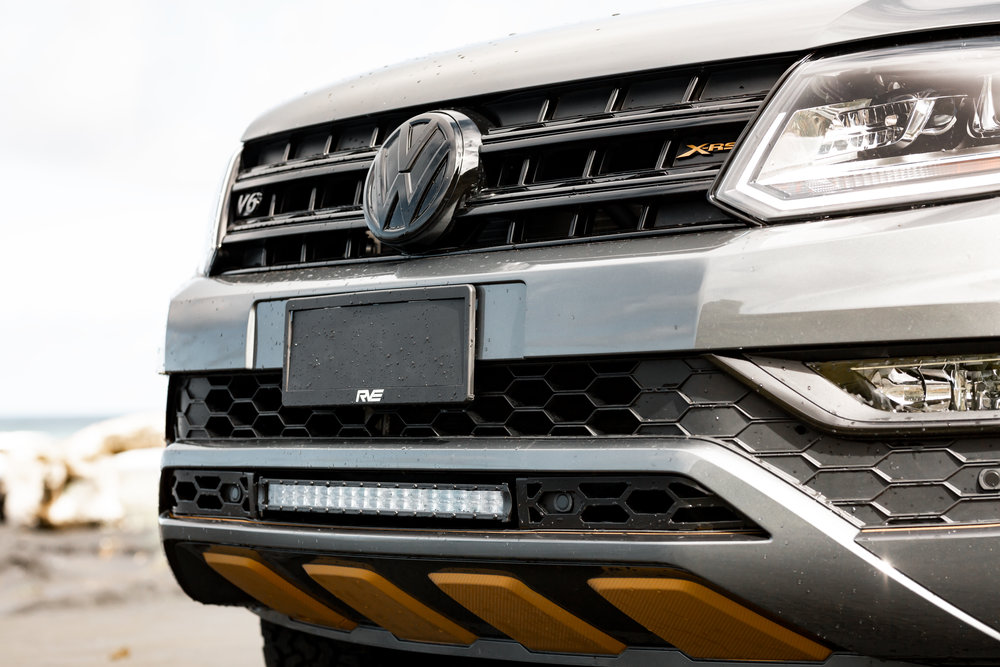 2019 VW Amarok with X-RS package, rear tray pack and sports pack