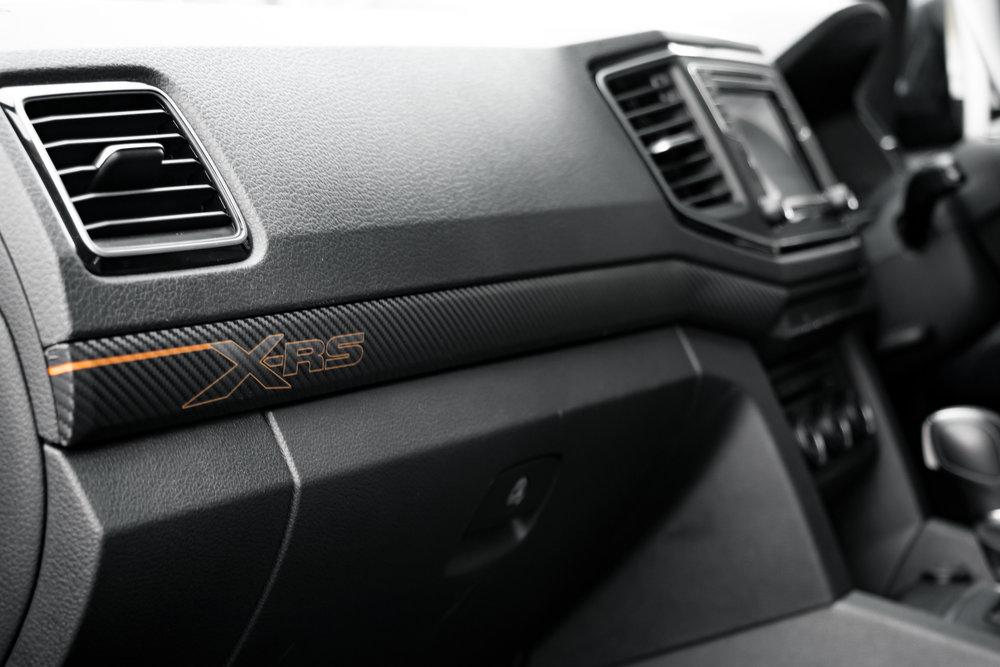Interior branding package - dash