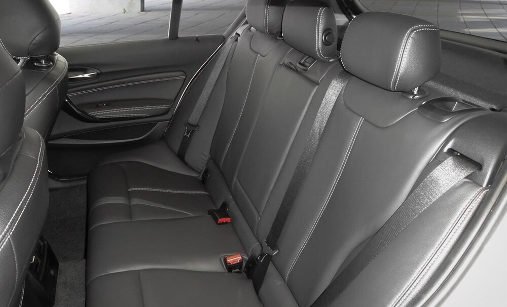BMW 1 Series Leather Interior