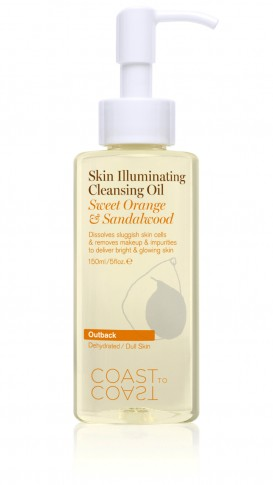 Coast to Coast Skin Illuminating Cleansing Oil