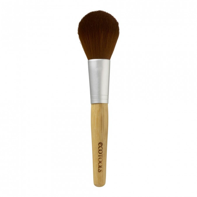 EcoTools Brushes - I love EcoTools brushes, not just this the one pictured, but I love their whole range. They are incredibly soft and extremely well made. I have had mine for many years now and I haven't seen any shed any bristle. Their products are 100% vegan and their packaging and dyes used are earth- conscious