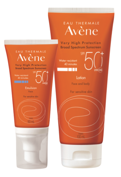 Avene Suncreen