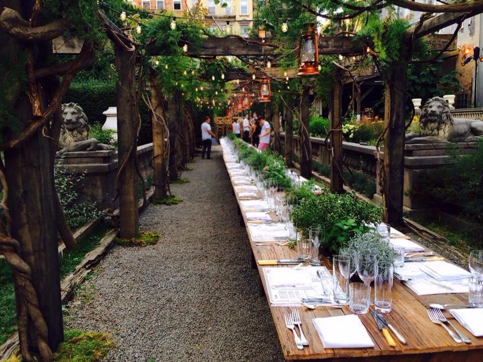 The Garden of Absolut Elyx - Elizabeth Street Gardens