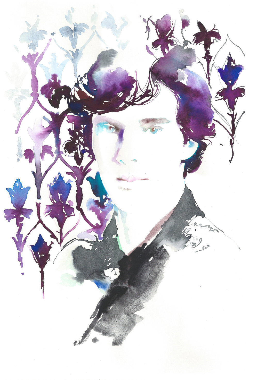 Sherlock. Benedict Cumberbatch