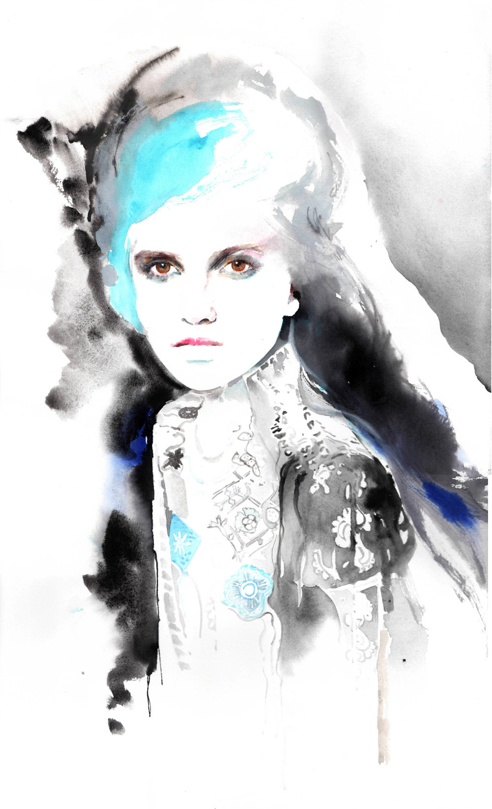 Inspiration. Sarah Burton - Alexander McQueen