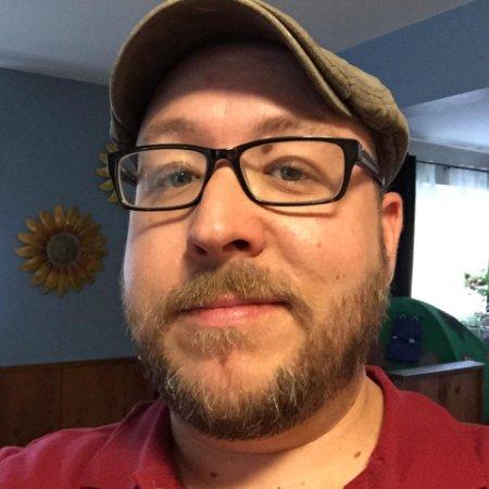 Jay Rumisek, Principal at Cosmoglot! Creative & Podcast Co-host