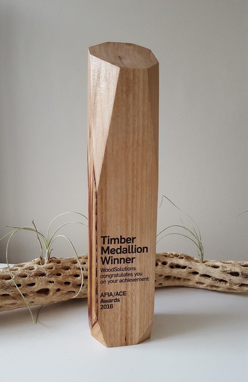 Timber Medallion - FORREST designs