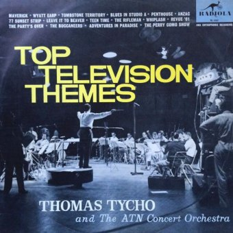 Top Television Themes by Tycho and others.