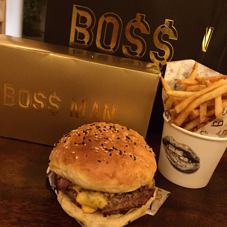 Al Capone - Boss Man Burger