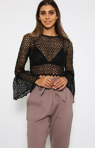 Alter Top - Black