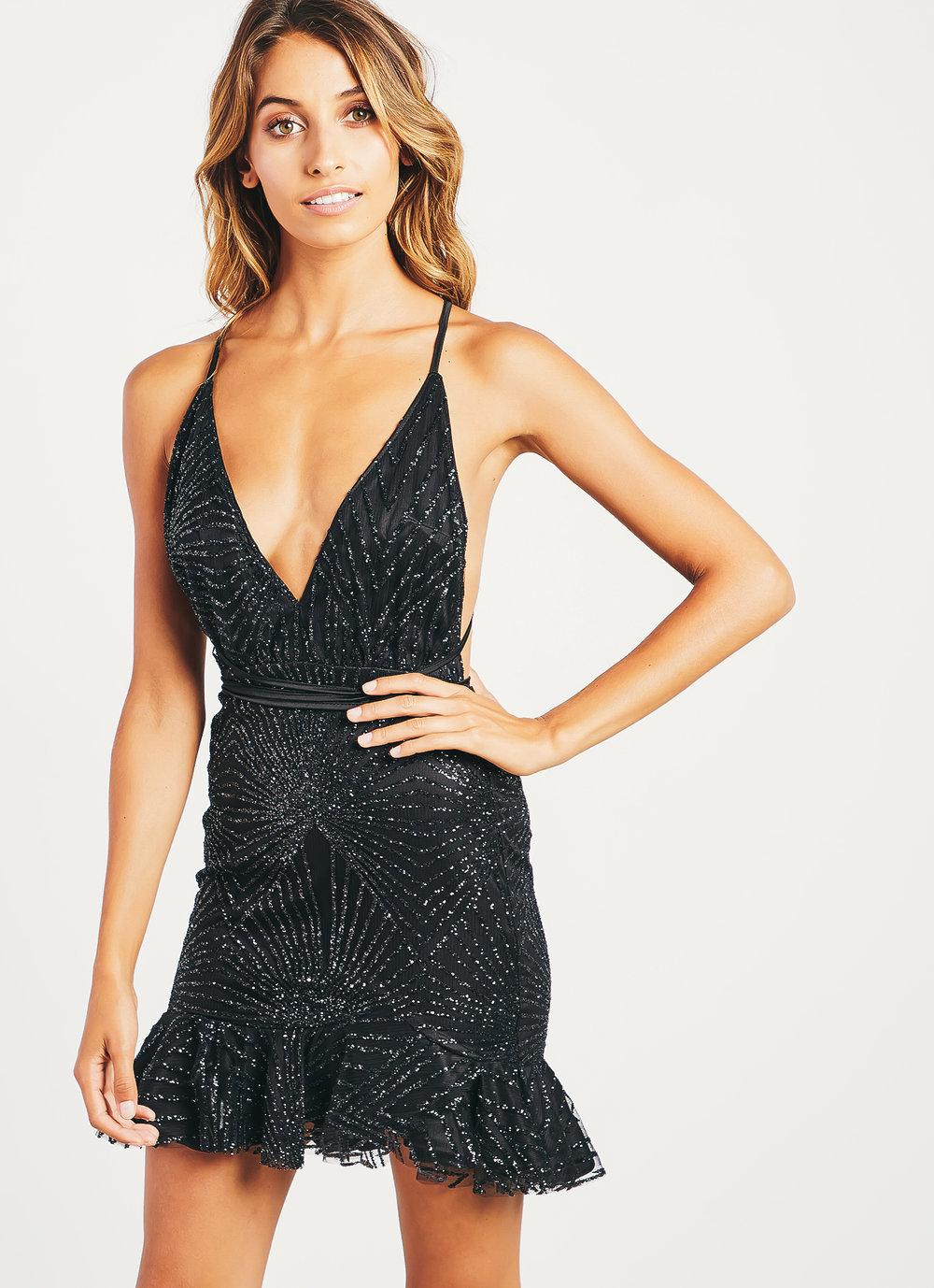 Get theGolden Globe Look - Shop Black Dresses