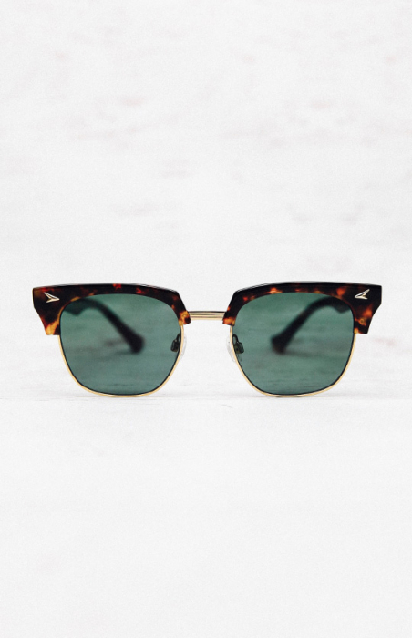 Neto Sunglasses - Tortoise Polished