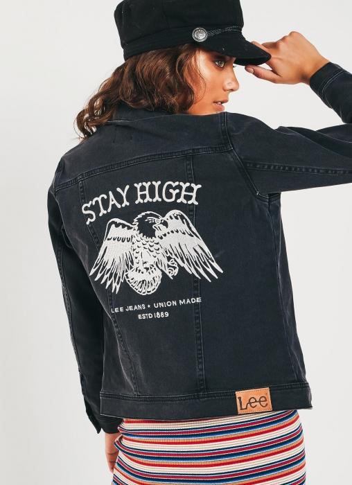 Lee - Stay High Jacket, Lunar Black