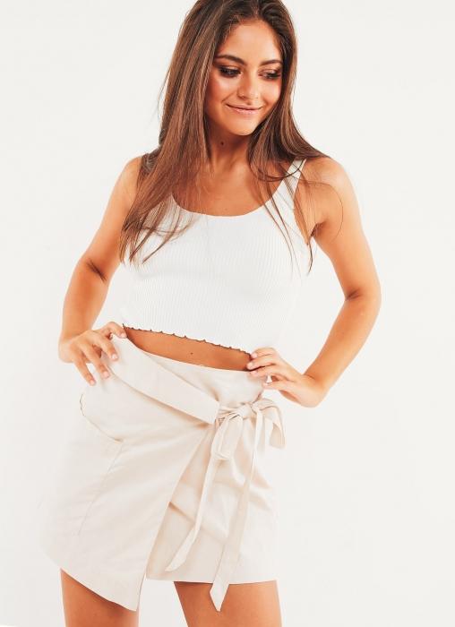 Jillian Top, White
