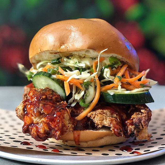 Chur Burger, Surry Hills