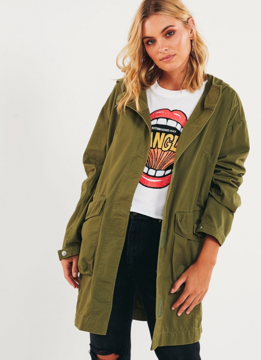 Cheap Monday - Worker Parka Jacket
