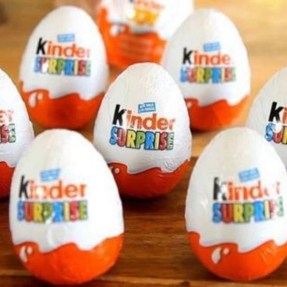 Kinder Surprise Easter Range