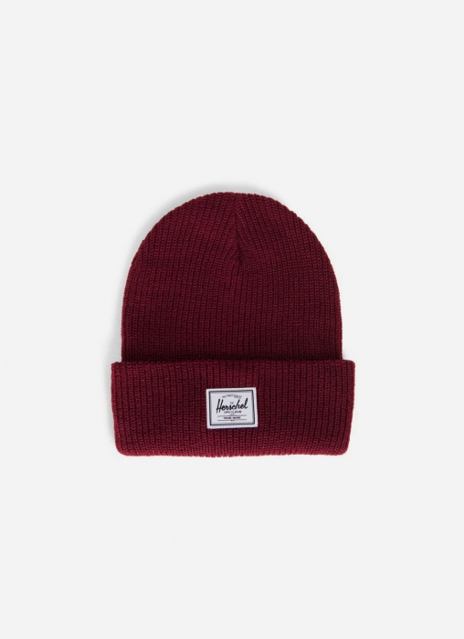 Everett Beanie - Windsor Wine
